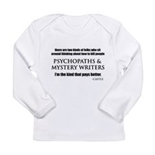 Castle Long Sleeve Infant T-Shirt