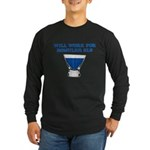 Romulan Ale Long Sleeve Dark T-Shirt