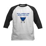 Romulan Ale Kids Baseball Jersey