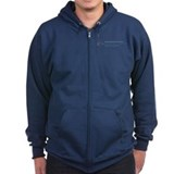 Cute Suny college of optometry Zip Hoodie