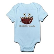 He Boiled For Your Sins Onesie