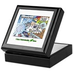 Sustainable Hero Comic Keepsake Box