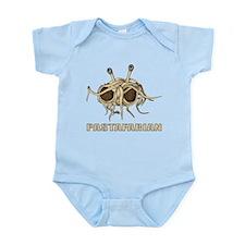Pastafarian Infant Bodysuit