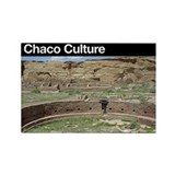 Chaco Culture NHP Rectangle Magnet