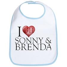 I Heart Sonny & Brenda Bib