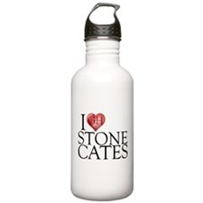 I Heart Stone Cates Stainless Water Bottle 1.0L