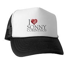 I Heart Sonny Corinthos Trucker Hat