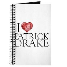 I Heart Patrick Drake Journal
