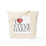 I Heart Steve Hardy Tote Bag