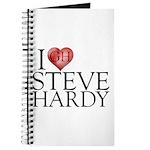 I Heart Steve Hardy Journal