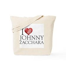 I Heart Johnny Zacchara Tote Bag