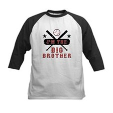 Baseball Big Brother Tee