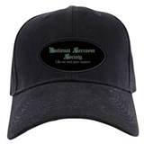National Sarcasm Society Baseball Hat