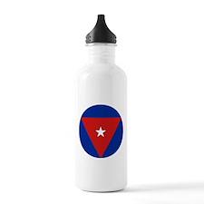Cuba Roundel Water Bottle