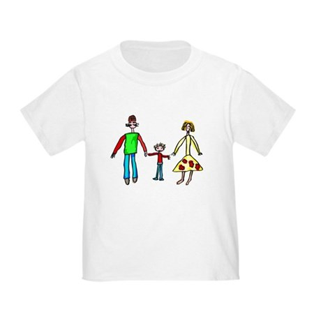 Our Family Toddler T-Shirt