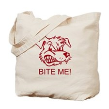Bite Me! Tote Bag