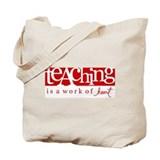 Teaching Tote Bag