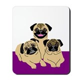 Isabelle, Madison & Lucee Mousepad