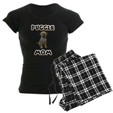 Puggle Mom pajamas