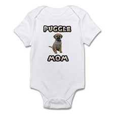 Puggle Mom Infant Bodysuit