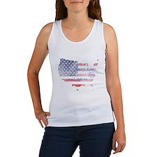 AMERICAN WOMAN Women's Tank Top