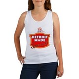 Detroit Made Special Women's Tank Top