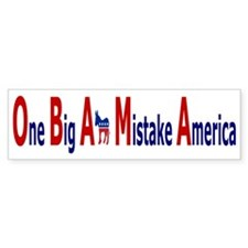 Cute Big one Car Sticker