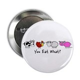 "You Eat What? 2.25"" Button (10 pack)"