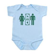 Money Between Us Infant Bodysuit
