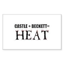 Castle Sticker (Rectangle)