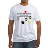 Vet Med It's A Dirty Job! Shirt
