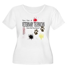 Yes I'm A Veterinary Technician T-Shirt