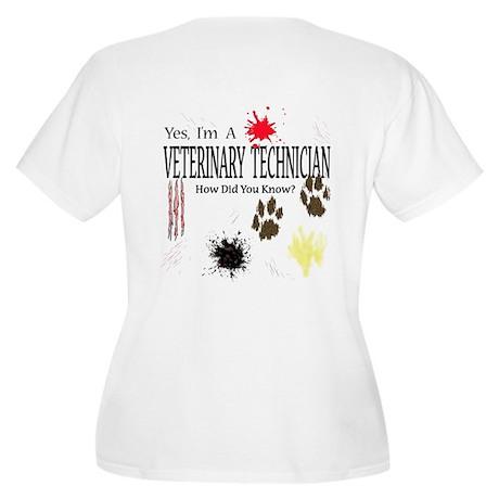 Yes I'm A Veterinary Technician Women's Plus Size