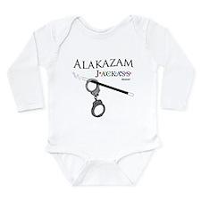 Castle Long Sleeve Infant Bodysuit