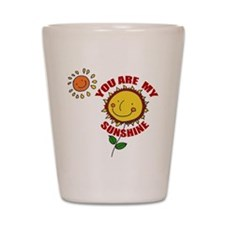 SunShine Shot Glass