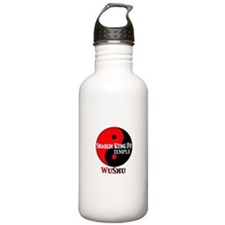 wushu Sports Water Bottle