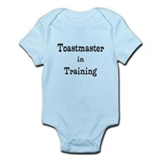 Toastmaster in Training Onesie