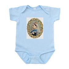 Queen Victoria Infant Creeper