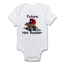 Future Hot Rodder Infant Bodysuit