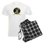 lab puppy Men's Light Pajamas