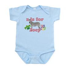 Z is for Zoey Infant Bodysuit