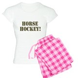 Horse Hockey Pajamas