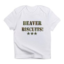 Beaver Biscuits Infant T-Shirt
