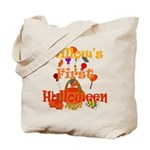 First Halloween Willow Tote Bag