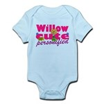 Cute Willow Infant Bodysuit