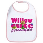 Cute Willow Bib
