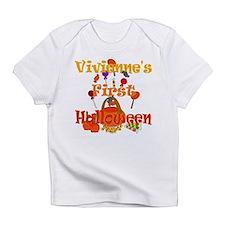 First Halloween Vivienne Infant T-Shirt