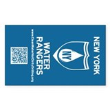 NY Water Rangers Decal