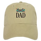 dude/DAD Baseball Cap