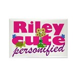Cute Riley Rectangle Magnet (10 pack)